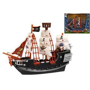 Dětská pirátská loď 23cm Jack