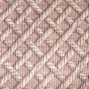 Gumová koupelnová rohož 65cm Melisa
