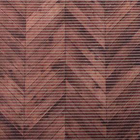 Gumová kúpeľňové rohože 65cm Parkety