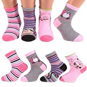 Holčičí klasické ponožky O8b