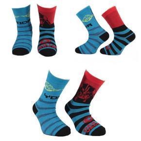 Klasické chlapecké ponožky Star Wars P4b CR