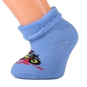 Froté kojenecké ponožky R7p M
