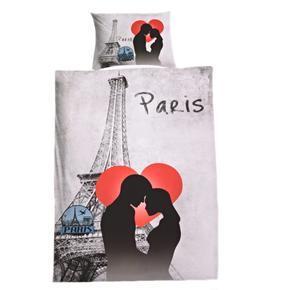 3D obliečky motív Paris in Love