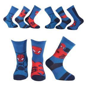 Chlapecké klasické ponožky Spider Man P3b