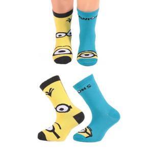 Klasické klučičí ponožky Mimoni P7a ZY