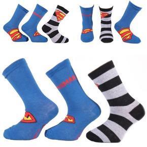 Klasické klučičí ponožky Superman P5c