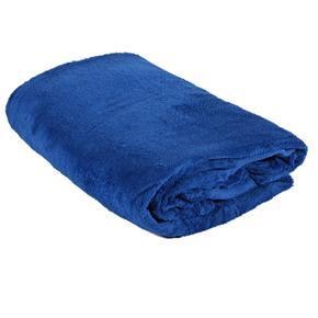 Modrá hrejivá deka Alex 180 x 220
