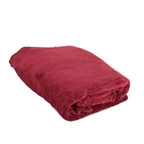 Bordó hrejivá deka Alex 180 x 220