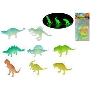 Dinosauři svítící ve tmě 11-18cm Gery