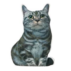 Nadýchaný polštář kočka Mourek