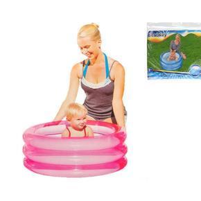 3komorový nafukovací bazén 70x30cm Niki