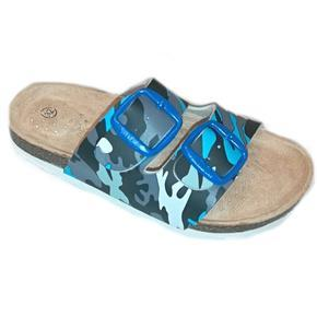 Dětské pantofle Oskar modré