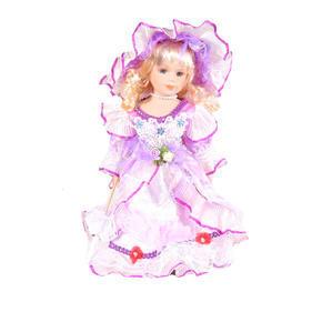 DOLL porcelánová panenka Keitlyn 40 cm
