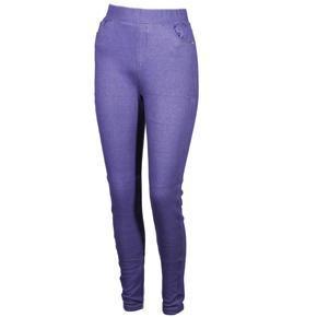 Zimní kalhotové legíny Dylen modré