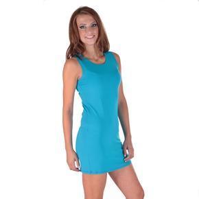Tmavo modré letné šaty Pandora