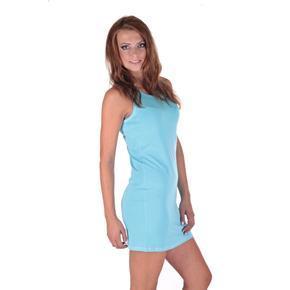 Letné šaty Pandora svetlo modré