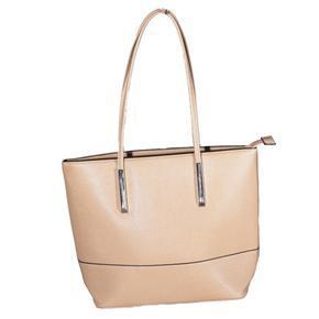 Luxusní krémová kabelka Camila