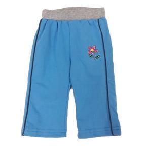 Dětské tepláky Lenka modré - 74