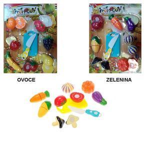 Sada krájecího ovoce a zeleniny Judy