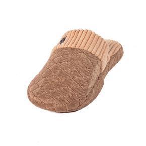 Dámske domáce papuče Leny hnedé