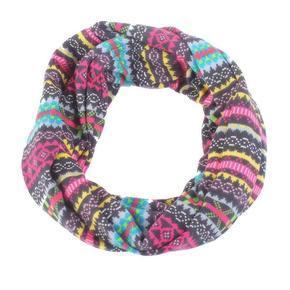 Růžový šátek Pegy