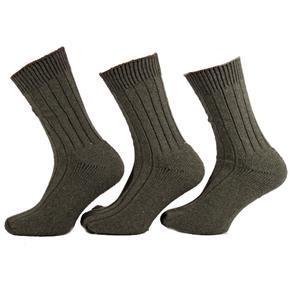 Silné zelené pracovné ponožky H8c