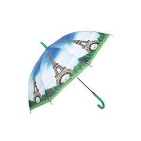 Dámsky zelený dáždnik Felix