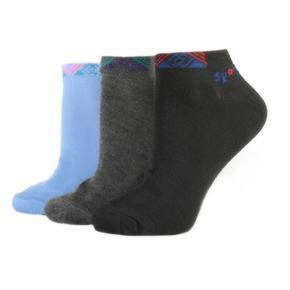 Sportovní kotníkové ponožky A6a CB 35-38
