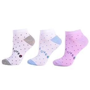 Nízké bavlněné ponožky C4b M 39-42