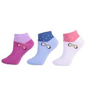 Kotníčkové dámské ponožky D7a F 35-38