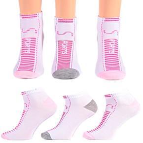 Sportovní dámské ponožky D5b SG 39-42