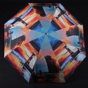 Dámsky skladací dáždnik Erica