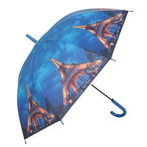 Dámsky modrý dáždnik Felix