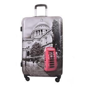 Cestovný kufor ABS England - veľký