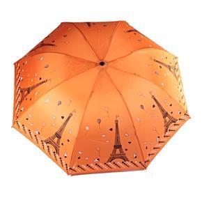 Malý dáždnik Maxim oranžový
