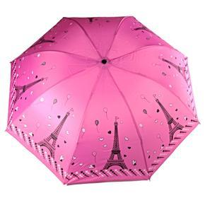 Malý dáždnik Maxim ružový