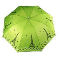 Malý dáždnik Maxim zeleny