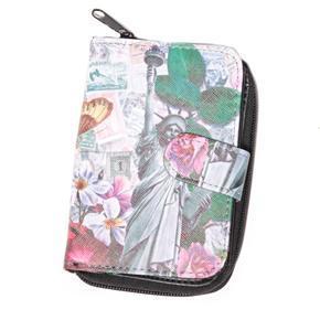 Luxusná malá peňaženka Kamila