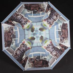 Detský vystreľovací dáždnik Tory tmavomodrý