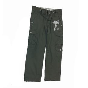 Dívčí mírně vyteplené kalhoty Norah - 110