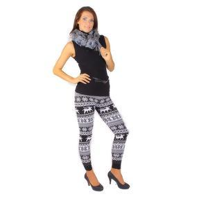 Elegantní šedý šátek Valery