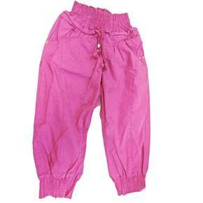 Dívčí 3/4 kraťasy Silvie tmavě růžové - 152