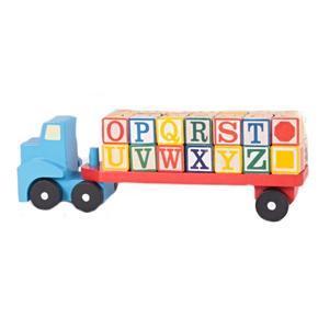 Dřevěné nákladní auto Dru