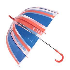 Průhledný deštník Free