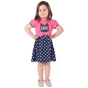 Letní dětské šaty Benu