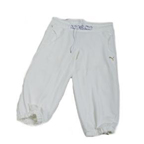 Puma Move 3/4 Sweat Pants biele
