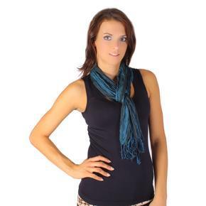 Trendy šátek Helen petrolejová