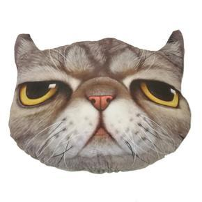 Nadýchaný polštář kočka Čáva