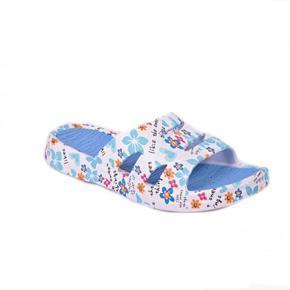 Gumové pantofle Sweet modré