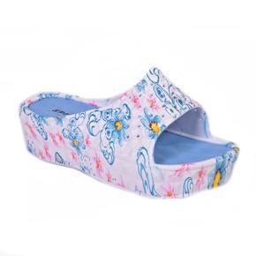 Gumové pantofle Peny modré